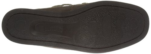 Eastland Women's Yarmouth Camp Moc Slip-On Bomber Brown LvIJjSs7