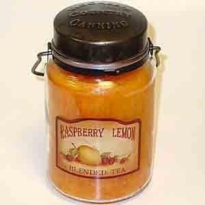 McCall's Country Candles - 26 Oz. Raspberry Lemon