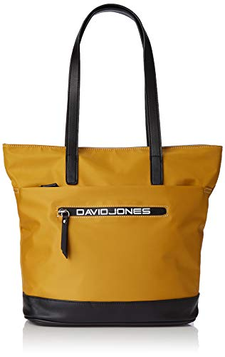 Totes 6 5962 Mujer yellow Amarillo Jones Bolsos David E87qPnIww