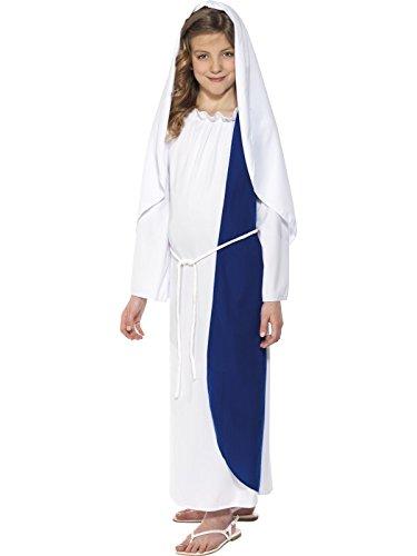Sexy Santas Saint Womens Adult Costumes - 2 Piece Women's Religious Saint Mary