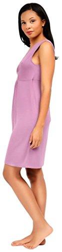 La Leche League International Womens' V-Neck Nursing Gown