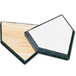 MacGregor Wood-Filled Home Plate -  Sport Supply Group, Inc., BBHPSAFE