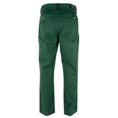 Polo Ralph Lauren Men's Stretch Straight Fit Chino Pants-GN-34WX30L Green at  Men's Clothing store