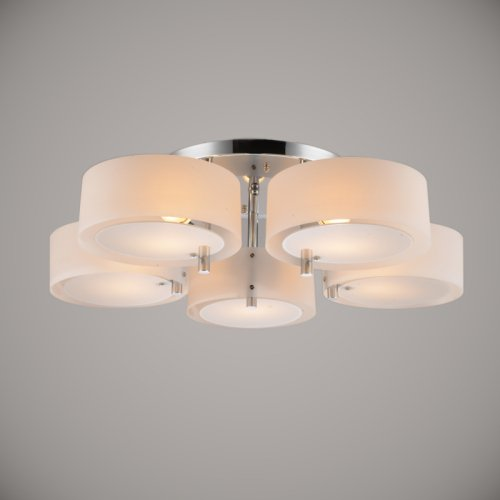 Amazon.com: LightInTheBox – Acrílico Moderno Flush Mount ...
