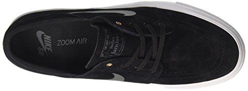 Nike Homme Sb Zoom Janoski Ht Chaussure De Skate Noir / Gris Foncé-métallique