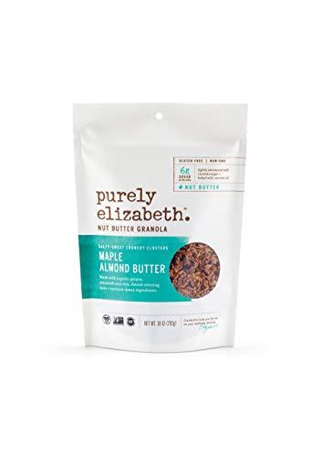 purely elizabeth Non GMO Organic Maple Almond Nut Butter Granola, 10 ()