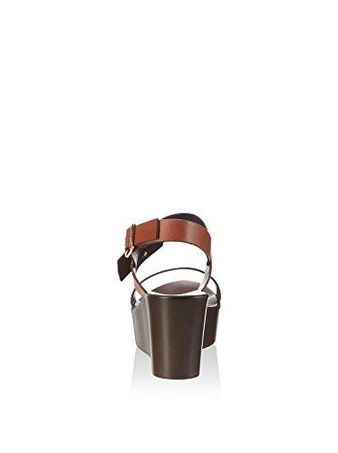 CafèNoir Sandalo Zeppa Mxv101 Cuoio EU 36