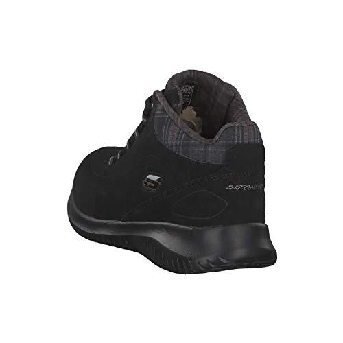 Schwarz Just Ultra Stiefeletten Damen Skechers Flex Chill pn7x7c