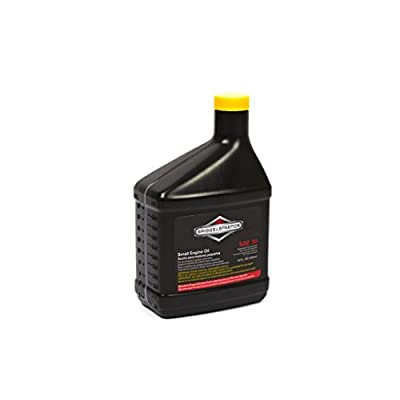 Briggs & Stratton BB3061BGS 100005 SAE 30W 4 Cycle Engine Oil 18 Oz Case of 12