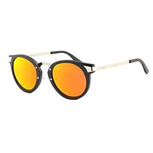 RawWood Ottawa Ebony Wood Polarized Wooden Sunglasses