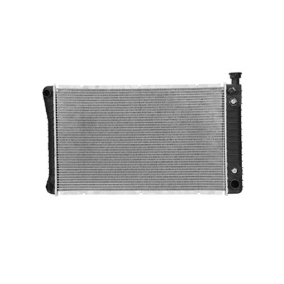 MAPM Premium Quality RADIATOR; 5.0 OR 5.7LTR; WITHOUT ENGINE OIL COOLER; WITH HD by Make Auto Parts Manufacturing