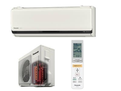 Panasonic(パナソニック) インバーター冷暖房除湿タイプ ルームエアコン CS-X501C2-C/CU-X501C2 (16畳用) B00498H0RK