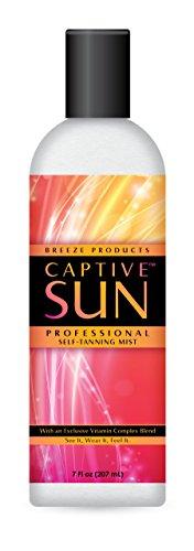 Бриз Пленница ВС Professional Консервы Tan быстрое высыхание Аэрозоль Sunless Tanning Spray Can