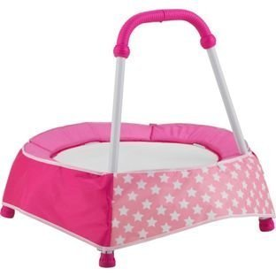 Brand New Chad Valley Baby Trampoline Pink. by ChoicefullBargain SHOM35466