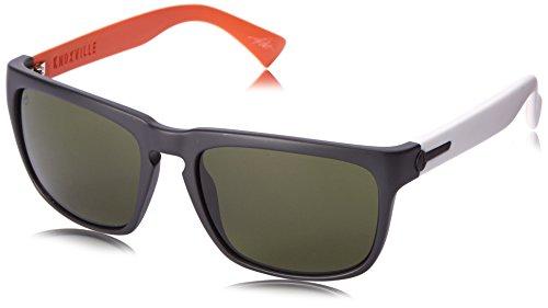 Electric Visual Knoxville Orange Blast/Melanin Grey - Blast Sunglasses