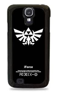 Legend of Zelda iForce for Samsung Galaxy S4 Silicone Case- Black - 185