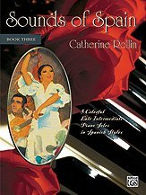 Buy alfred 00-30108 sounds of spain- book 3 music book