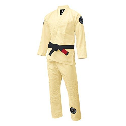 Anthem Athletics MOD1 Brazilian Jiu Jitsu BJJ Gi Kimono - Buttercream Khaki - A1