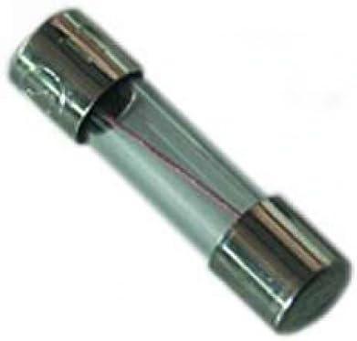 Feinsicherung Glassicherung 5x20mm 0 25a 250ma 10stück Auto