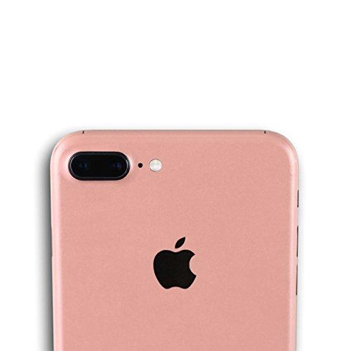 AppSkins Folien-Set iPhone 7 PLUS Full Cover - Color Edition Rosé Gold