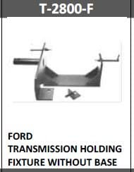 Trans-Tool T2800F Trans Holding Fixture Without