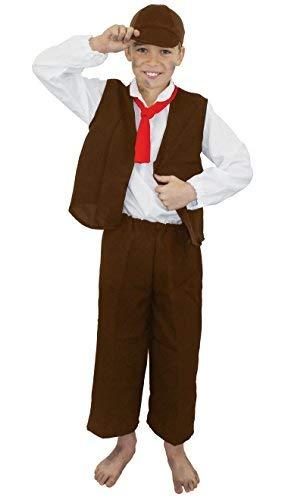 I Love Fancy Dress ILFD7024S - Disfraz de Victoriano pobre para ...