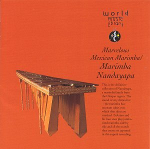 Marvelous Mexican Marimba