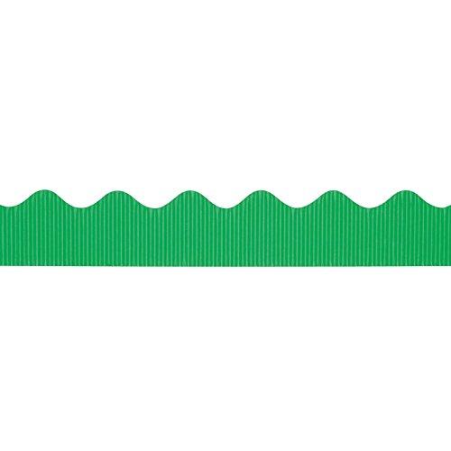 (Bordette PAC37136BN Decorative Border, Apple Green, 2-1/4