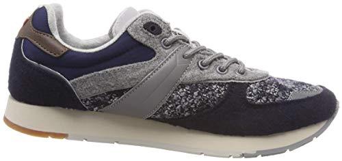 Footwear Donna N656 Napapijri Sneaker multi Blu Rabina Blue vTdPdq