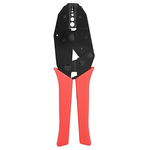 Cable Crimping Pliers, Portable #55 Steel Hex Die Cable Crimper Crimping Pliers Hand Repair Tool ()