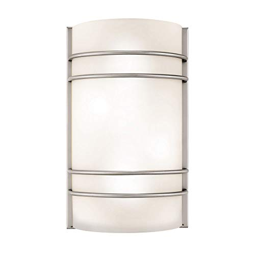 Access Lighting 20416LEDDLP-BS/OPL Artemis Wall Sconce Brushed Steel ()