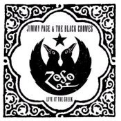Jimmy Page Live At The Greek - With Black Crowes 2000 USA 2-CD album set TVT2140 (The Black Crowes Live At The Greek)