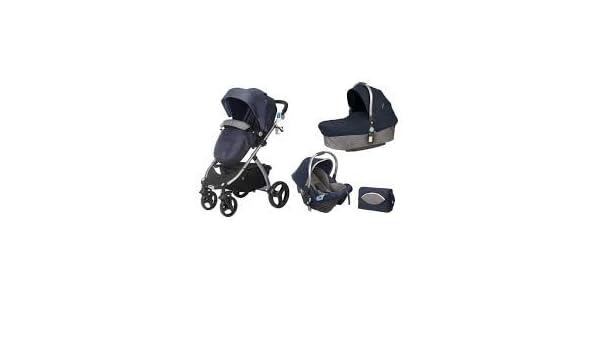 Casualplay Skyline - Sillita, portabebés, capazo y bolso, color JEANS: Amazon.es: Bebé
