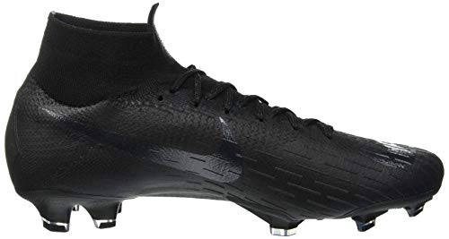 Elite 6 Adulto Unisex Fútbol Fg Zapatillas Nike 001 black De Negro Superfly black x8wn6O