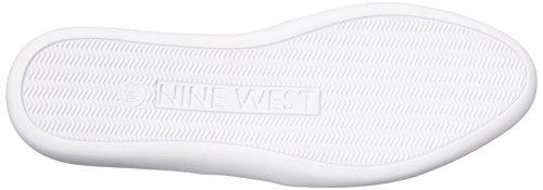 Nine West Laguna Ballet sintética plana Navy