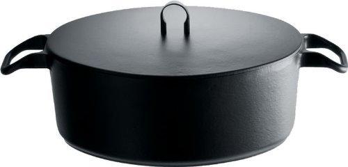 La Cintura Di Orione Cookware Oval Casserole by Alessi