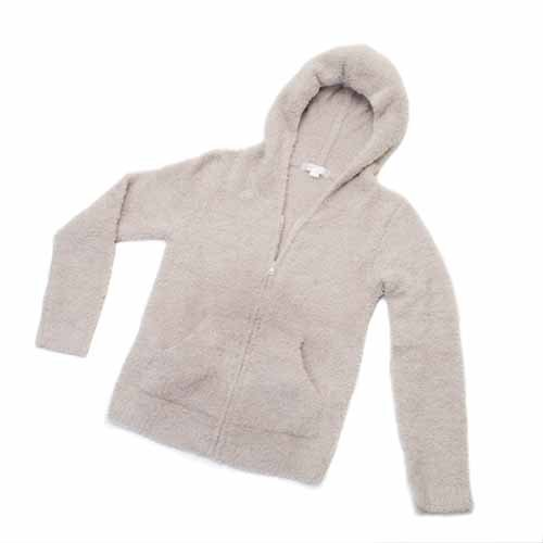 Barefoot Dreams Bamboo Chic Woman 's Hoodie B002WWE1VI X-Small|ストーン ストーン X-Small