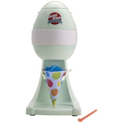 Snow Cone Slushie Cocktail Maker Gift Set