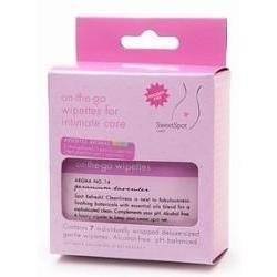 Sweet Spot On-the-go Wipettes Assorted - 7 (Sweet Spot)