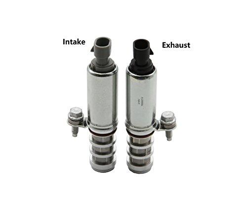 intake solenoid - 5