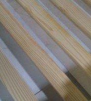 Bed base slats 3FT Single Solid Pine Base Slat Pack (12Pcs) Strictlybedsandbunks