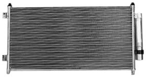 TYC 3628 Nissan Sentra Parallel Flow Replacement Condenser