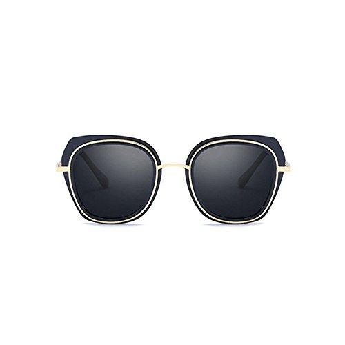 oscuras Tendencia Regalos Axiba Estrellas Color B Grandes Gafas polarizado y Sol Hombre creativos Gafas Sol Brillante Gafas de de ZrzZR6a