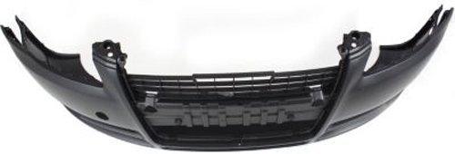 S4 Crash Parts Plus Primed Front Bumper Cover Replacement for 2005-2009 Audi A4 RS4