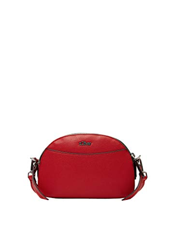 s.Oliver RED LABEL Damen City Bag in Glattleder-Optik