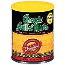 Chock full o' Nuts Heavenly Original Coffee (48 oz.)