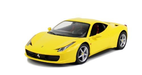 """AMPERSAND SHOPS Yellow 12"""" 1:14 Scale Ferrari 458 Italia for sale  Delivered anywhere in USA"""