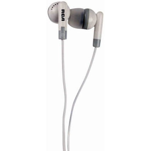 RCA Noise Isolating Earphones Discontinued Manufacturer