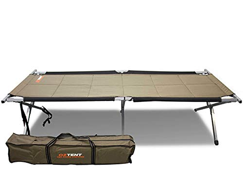 OzTent King Goanna Camping Cot Stretcher