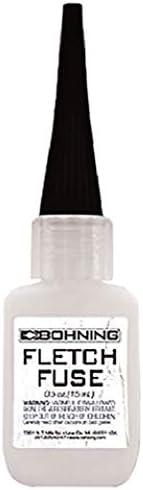 Bohning Fletch Fuse Instant Glue Fletch Fuse Insant Glue, 1/2 oz